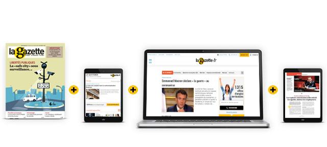 Vos services sur tous supports numériques