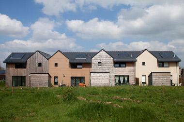 Les projets d'aménagement durable laissent-ils une place à la maison individuelle?