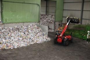 Dans l'agglomération nantaise, la collecte des déchets est assurée par une régie publique et deux opérateurs privés.
