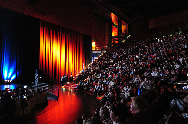 Congrès de l'IFLA à Lyon, Flickr CC by sa IFLA