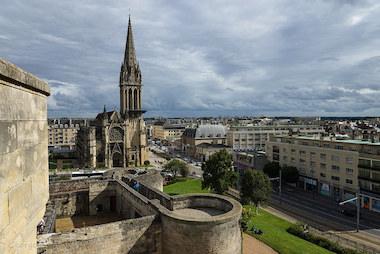 Caen : la baisse des taux en étendard