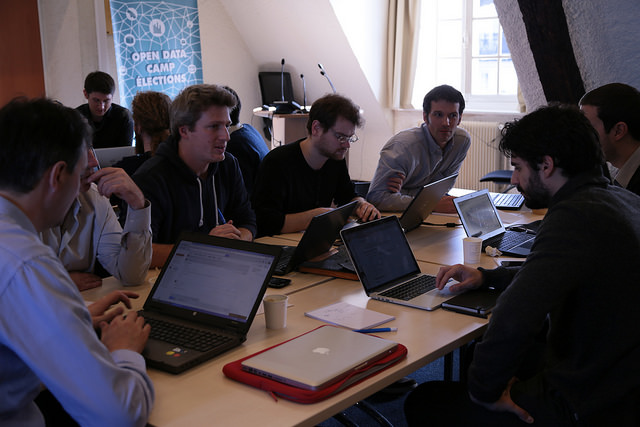 hackathon élection Etalab