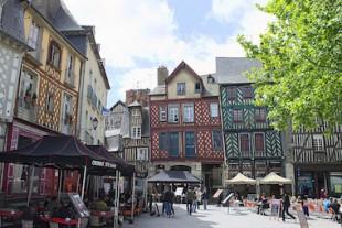 Rennes centre-ville