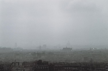pollution à Paris en 2015