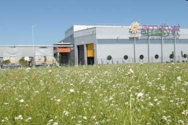 L'usine de méthanisation Ametyst de Montpellier Agglomération.