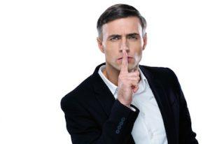 Secret professionnel-silence