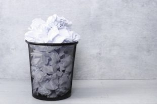 corbeille papier-abrogation texte