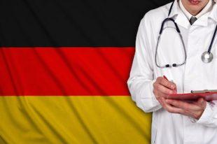 Allemagne-médecin-soins