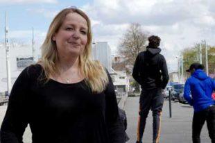 Isabelle Valette est conseillère en insertion sociale et professionnelle à la mission locale Nord Essonne.