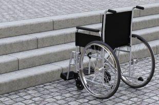 Accessibilité handicapé-UNE