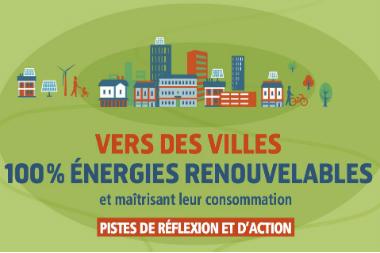 Les villes, moteur d'une transition vers le 100 % énergies renouvelables