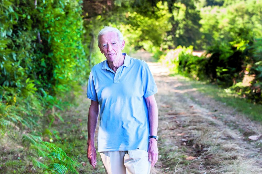 Michel Prieur, professeur émérite à l'université de Limoges