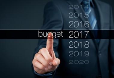 PLF 2017 : un budget d'ajustements