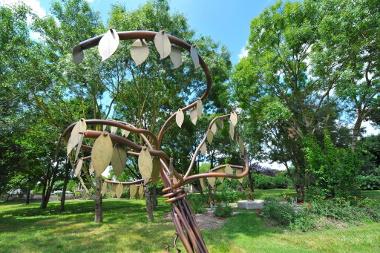 A Niort, les cimetières aussi se mettent au vert