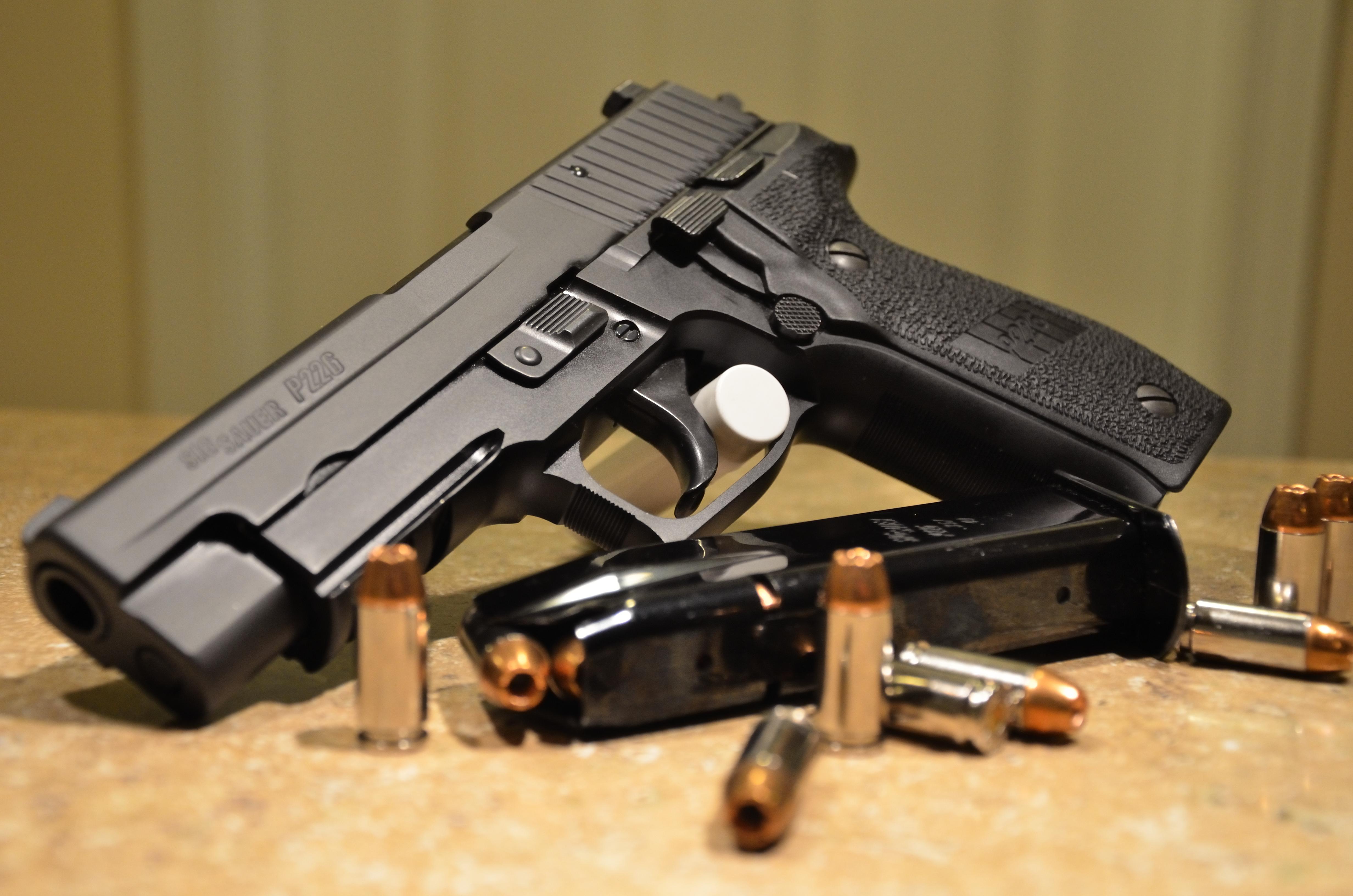 [MaJ] Pistolet 9 mm et formation : ce que change le décret du 28 novembre 2016