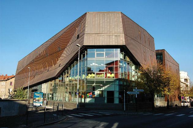 Ecole supérieure d'art de Clermont Ferrand ©Fabien1309 CC BY SA  2.0