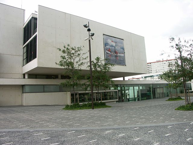 Musée d'art contemporain de Vitry ©Sam67fr CC BY SA3.0