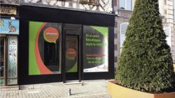A Noyon, deux boutiques à l'essai ont été créées pour permettre aux porteurs de projets de tester leur concept.