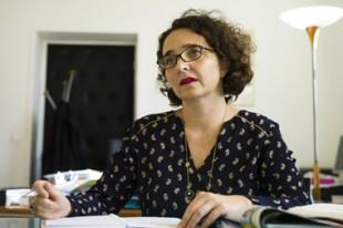 Muriel Domenach.