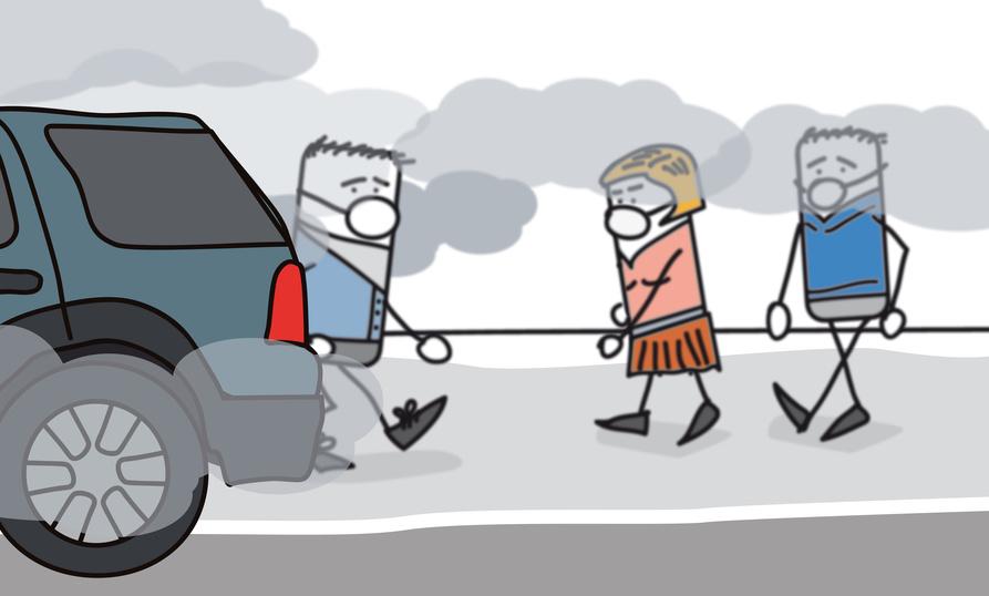 Lutte contre la pollution de l'air : des leviers à l'efficacité très mesurée