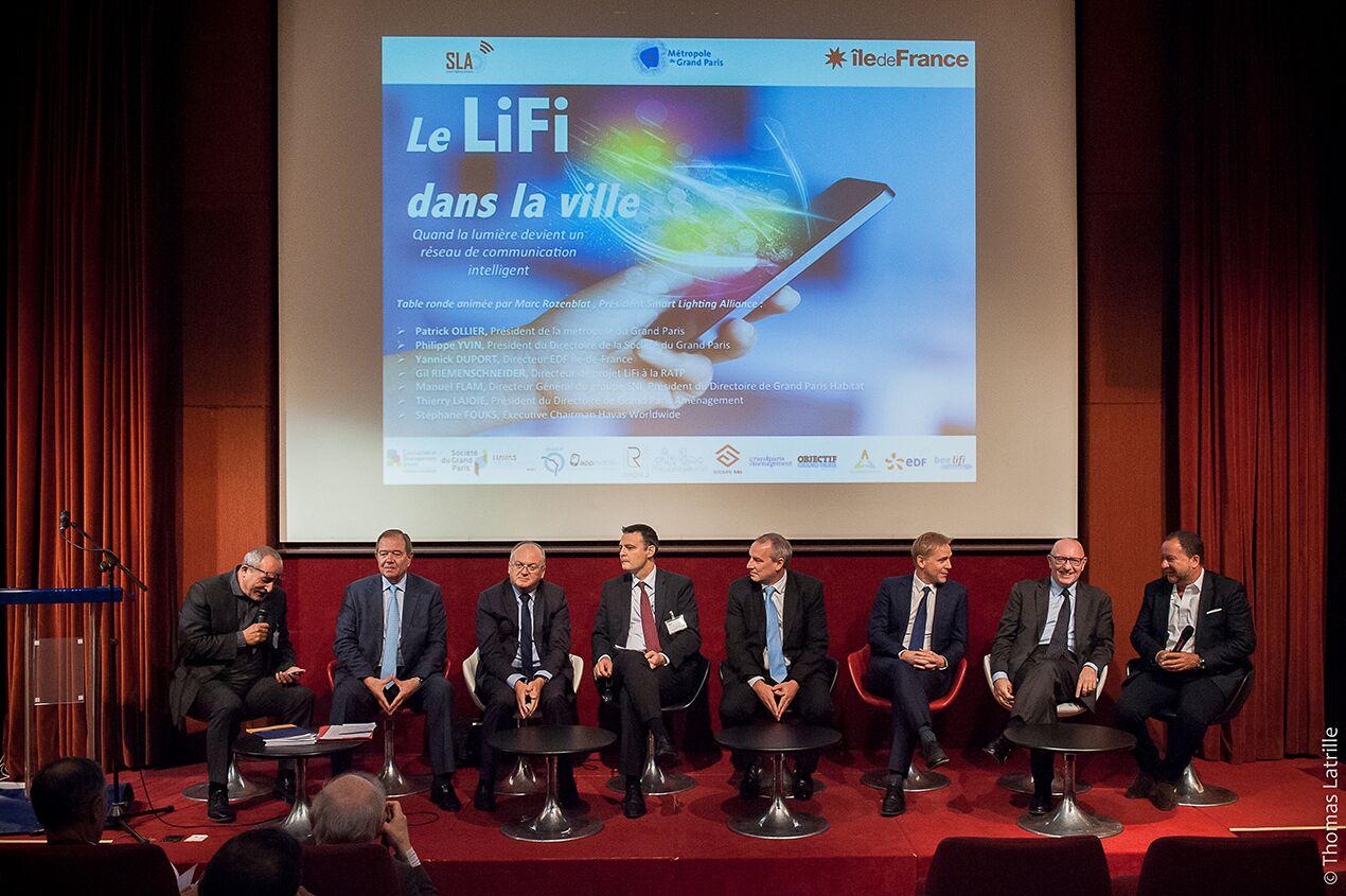 LiFi : une technologie prometteuse qui offre une alternative au Wifi