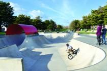 A Saint-Nazaire, la municipalité a associé les jeunes à la conception de son skatepark. Aujourd'hui, c'est un des sites les plus fréquentés de la ville.