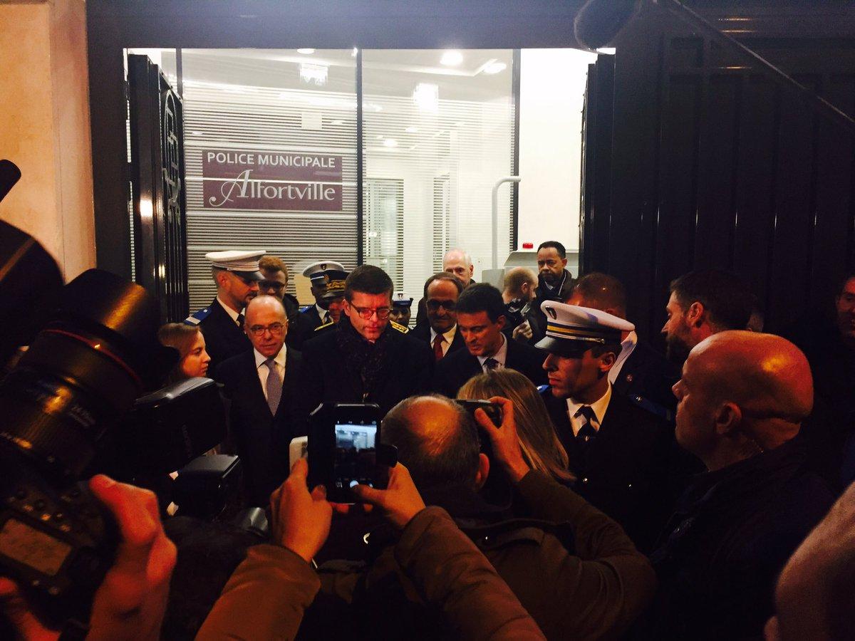 Police municipale : Manuel Valls garantit «les meilleures conditions de sécurité»