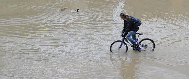 Prévention, alerte, crise : chantiers «inondations» sur tous les fronts