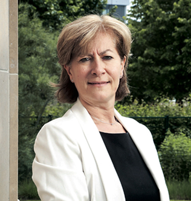 Florence Peleau-Labigne, DGS de l'agglomération de La Rochelle