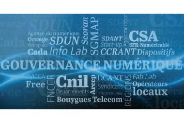 Gouvernance numérique : une place pour les territoires