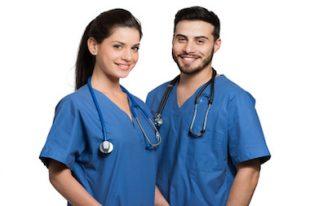 infirmiers-égalité homme-femme-UNE