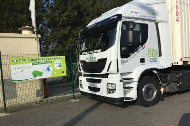 GNV et biogaz : amorcer les pompes