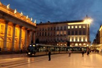 Place de la Comédie à Bordeaux - Crédit Manu Dreuil
