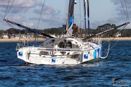 Jusqu'où la Vendée pourra-t-elle accompagner le Vendée Globe?