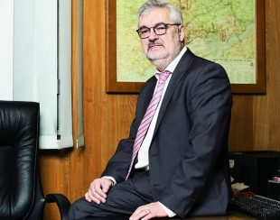 Bertrand Uguen, directeur général des services de Brest métropole