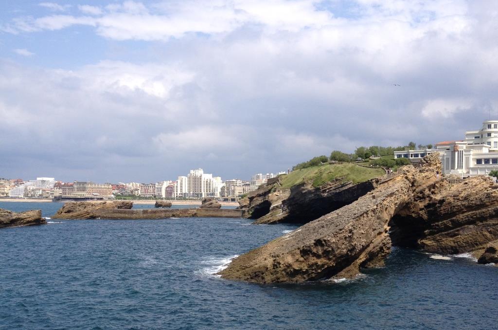 Erosion du littoral : la côte Basque anticipe l'horizon 2043