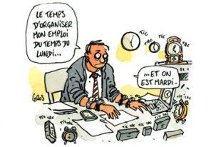 Management-Gérer son temps-UNE