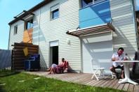 A Semussac (Charente-Maritime), une résidence de dix logements saisonniers, entièrement financée par l'agglo, a vu le jour.