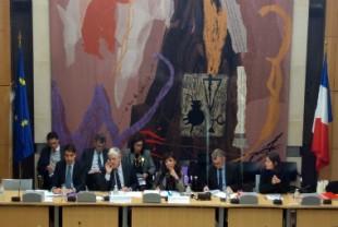Audition de Pierre-René Lemas, à l'Assemblée nationale, le 20 janvier 2016.
