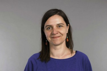 Claire Roumet, directrice d'Energy Cities