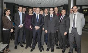 Conseil d'administration de l'association DGC, 11 janvier 2017, Paris