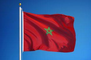 drapeau Maroc-UNE