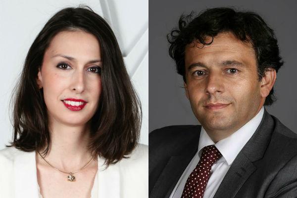 Elodie Chevallier et Jacky Galvez, avocats, EY Société