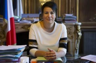 Estelle Grelier, secrétaire d'Etat aux Collectivités locales