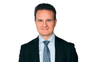 Stéphane Salini, vice-président (UDI) de la région Ile-de-France en charge des finances
