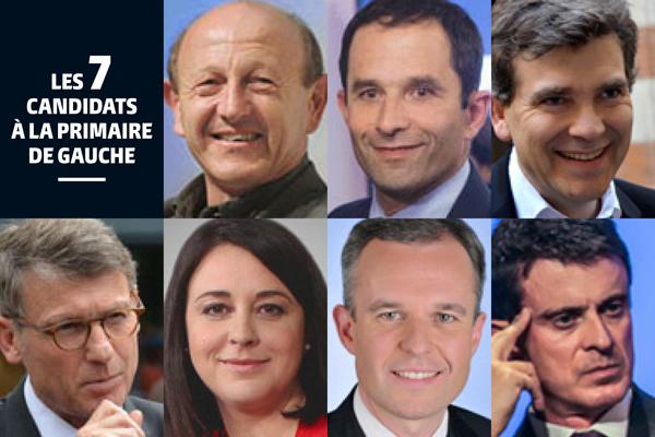 Primaire à gauche : ce que l'on sait des programmes des candidats