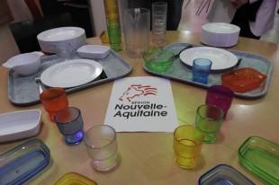 vaisselle copolyester Nouvelle Aquitaine