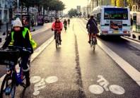 En ville, le vélo passe à la vitesse supérieure