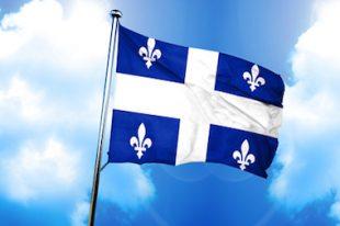 Drapeau Québec-UNE
