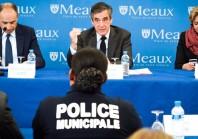 François Fillon veut des polices municipales armées dans les villes de plus de 10 000 habitants